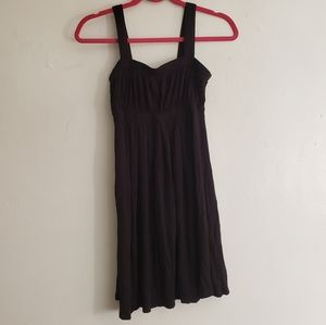 H&M soft And Stretchy Size Small Black Dress